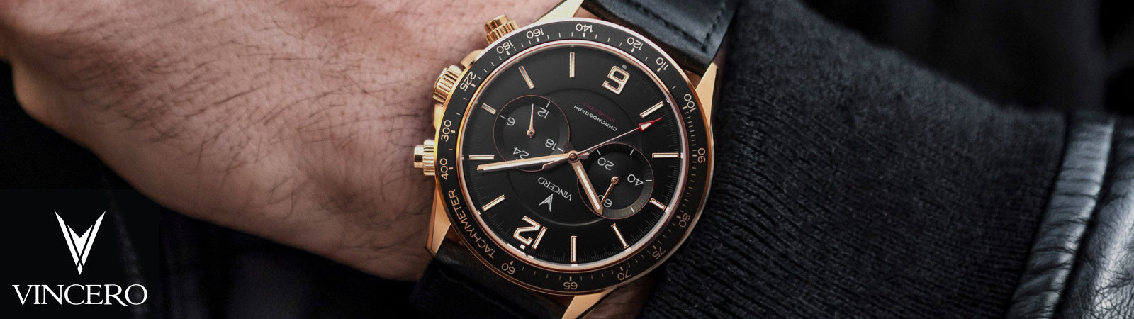 Vincero Watches & Accessories Available at Sportique.com