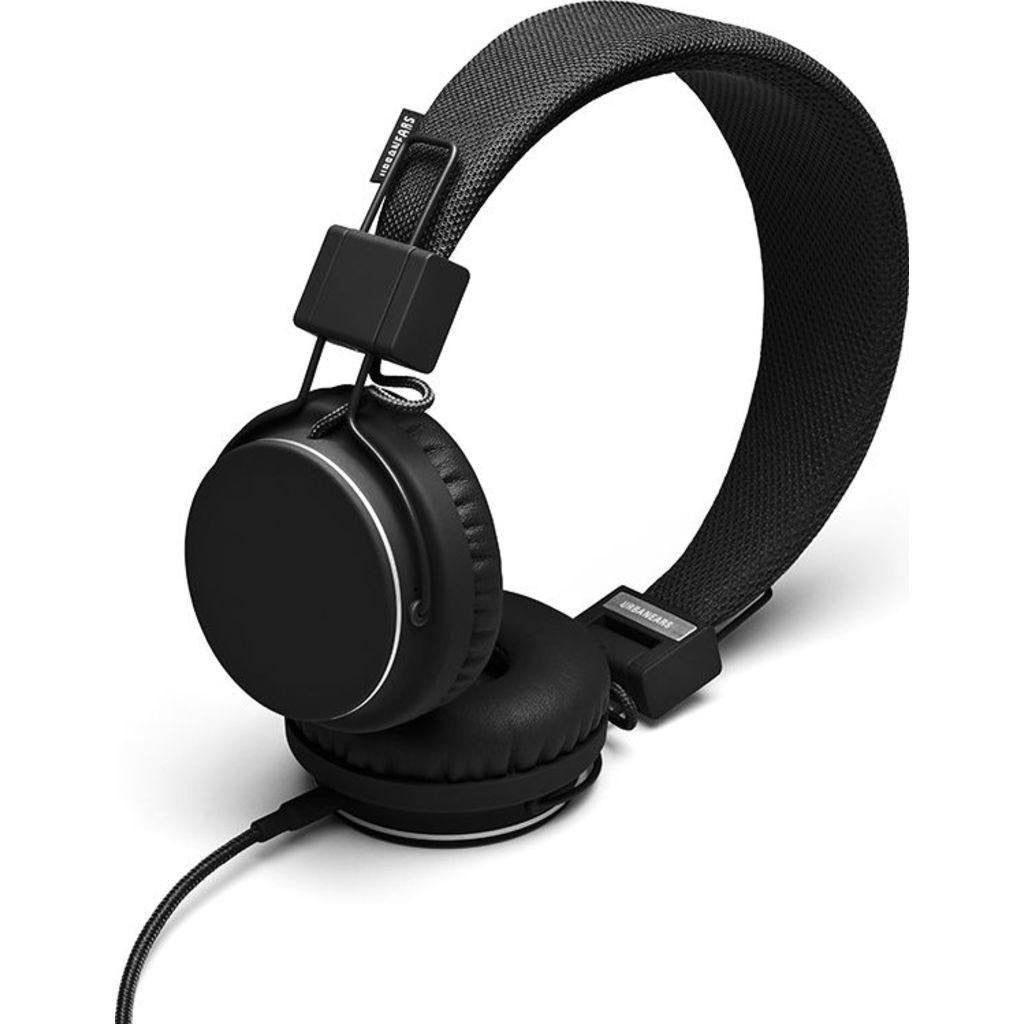 UrbanEars Plattan On-Ear Headphones | Black 04091009