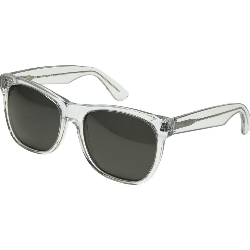 RetroSuperFuture Basic Wayfarer Sunglasses | Crystal 015
