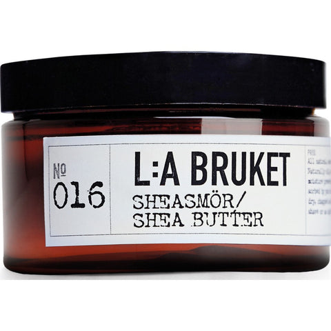 L:A Bruket No 16 Shea Butter | Natural 100g 10019