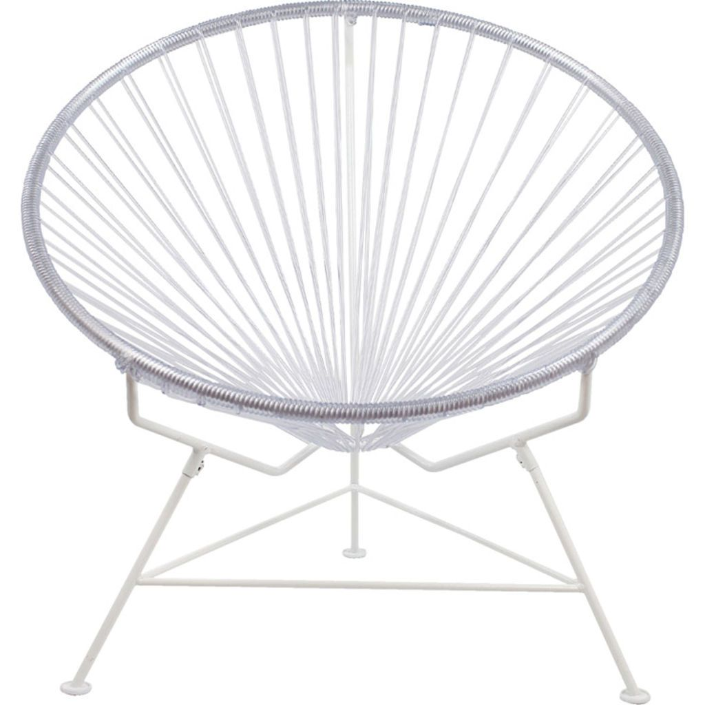 Innit Designs Innit Chair | White/Clear