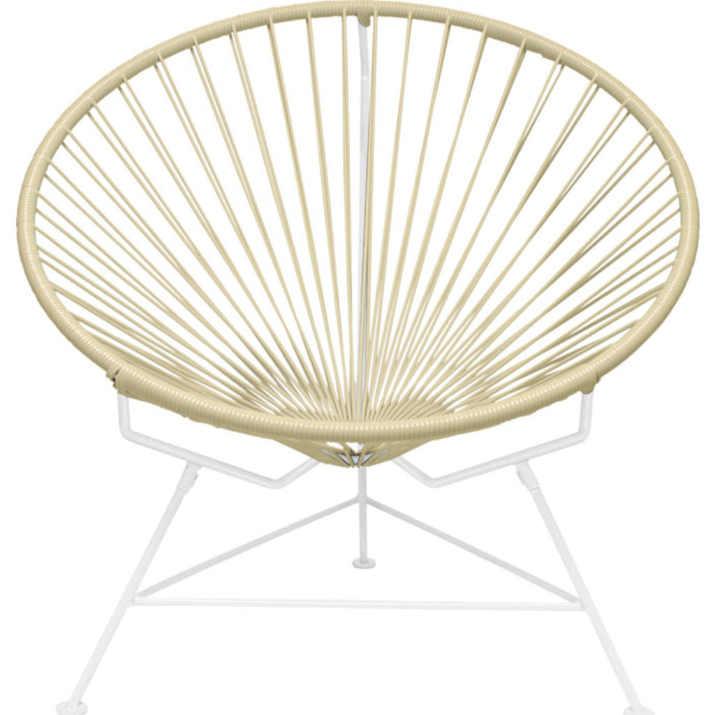 Innit Designs Innit Chair | White/Ivory
