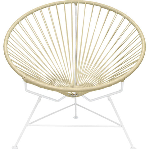 Innit Designs Innit Chair | White/Gold