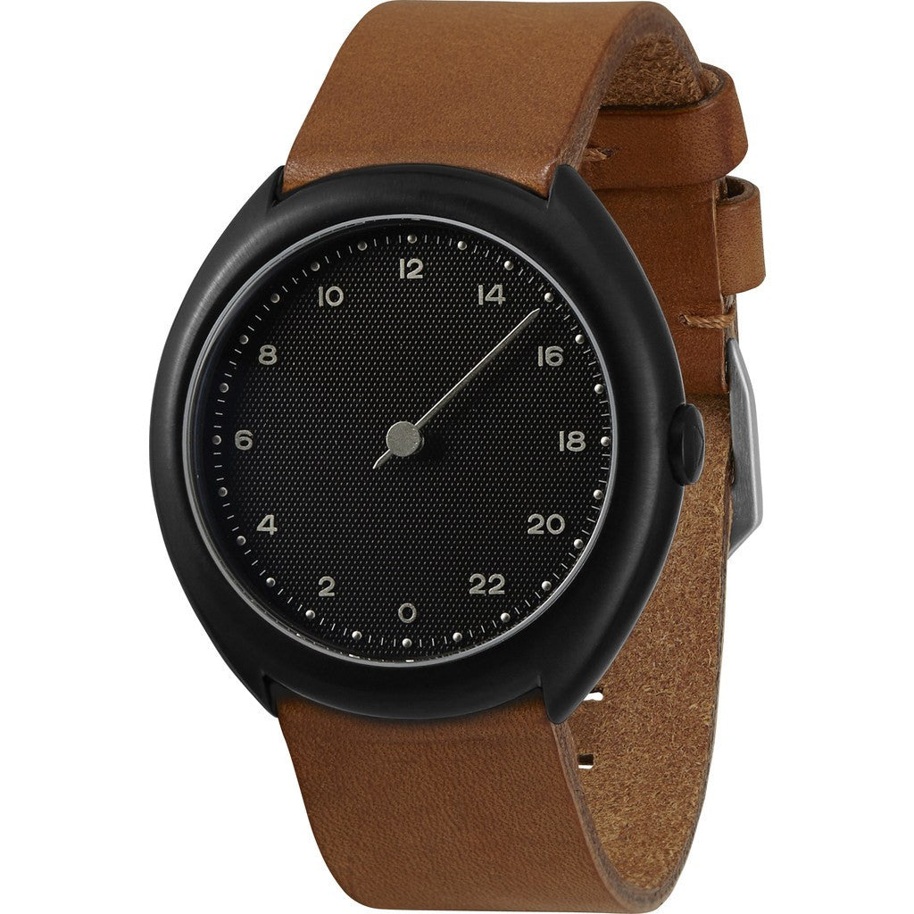 slow O 11 Black Watch | Brown Vintage Leather