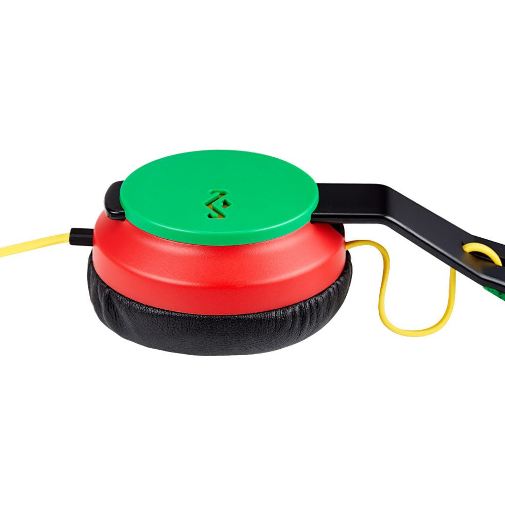 House of Marley Roar Headphones | Rasta