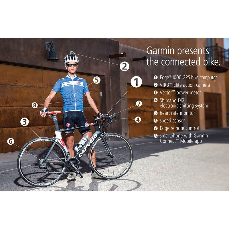 Garmin Bike Speed Sensor | Black