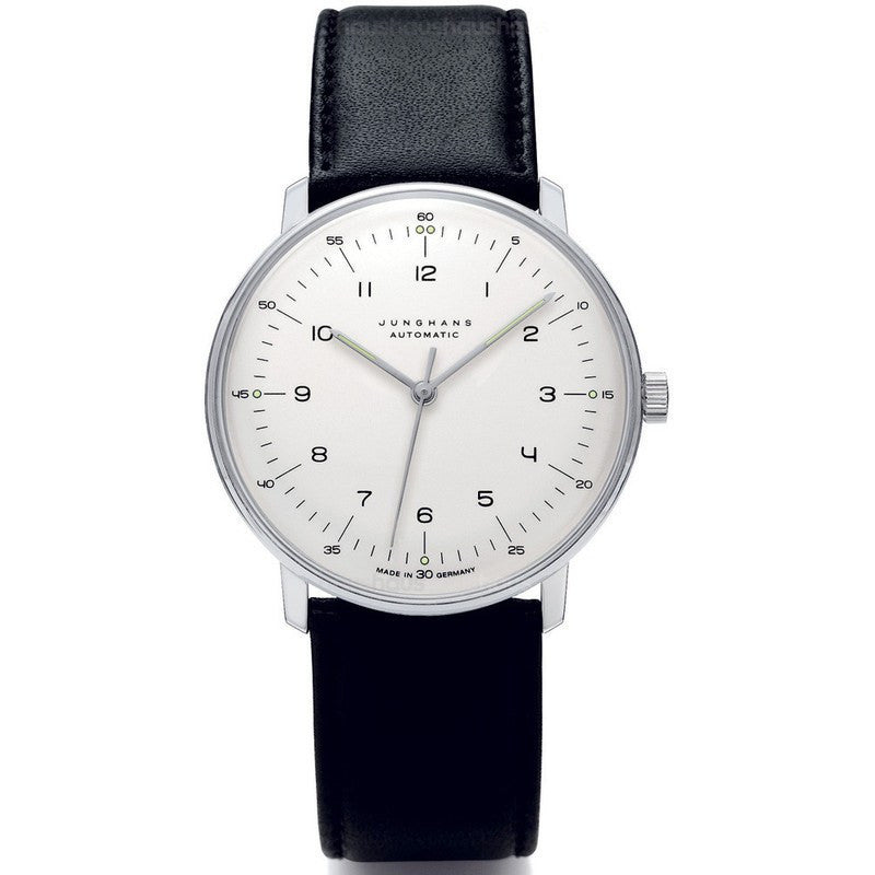 Junghans Max Bill Automatic Watch | Black 027/3500.00