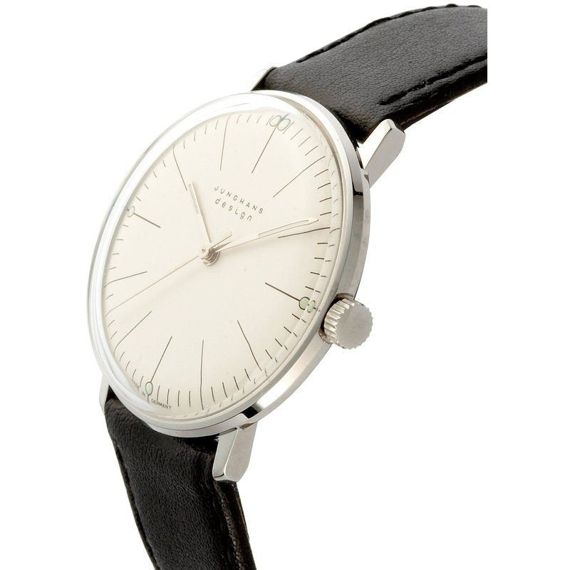 Junghans Max Bill Automatic Watch | Black 027/3501.00