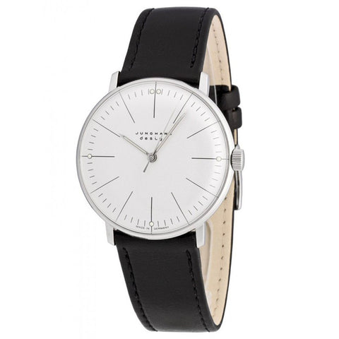 Junghans Max Bill Hand-Winding Watch | Black 027/3700.00