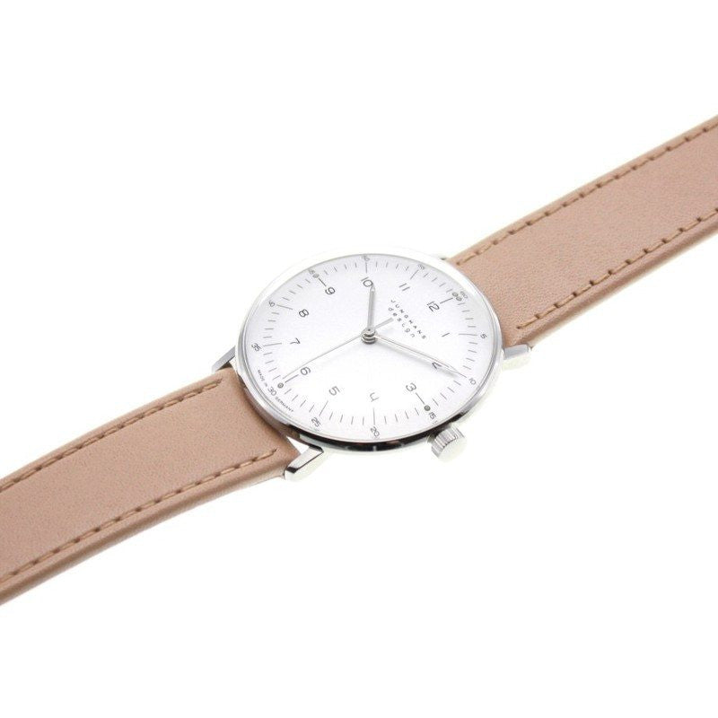 Junghans Max Bill Hand-Winding Watch | Natural 027/3701.00