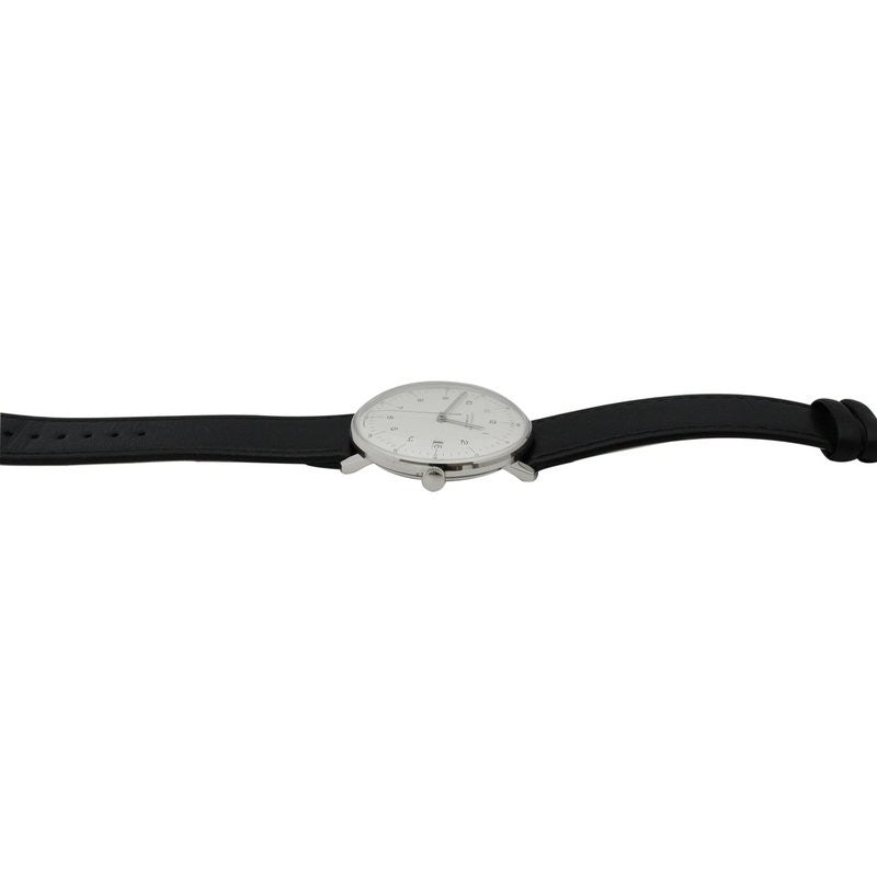 Junghans Max Bill Automatic Date Watch | Black 027/4700.00