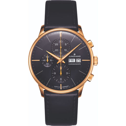 Junghans Meister Chronoscope Watch | 027/7024.01