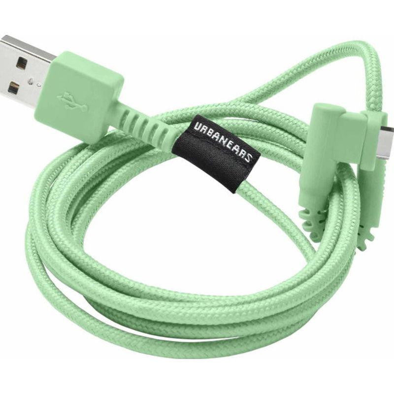 UrbanEars Concerned Micro USB Cable | Mint 04091117