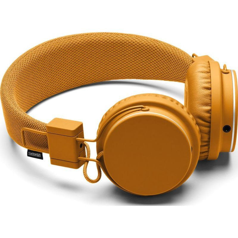 UrbanEars Plattan On-Ear Headphones | Bonfire Orange 04091149