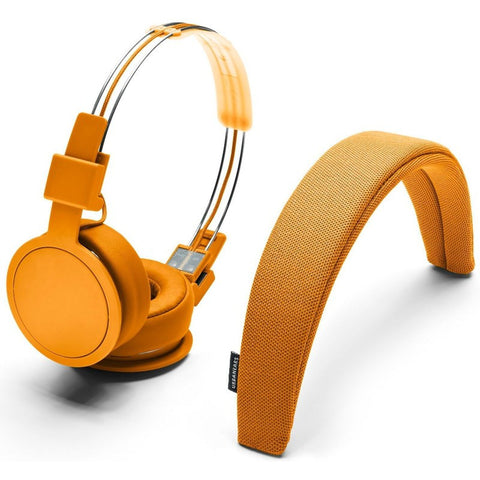 UrbanEars Plattan ADV On-Ear Headphones | Bonfire Orange