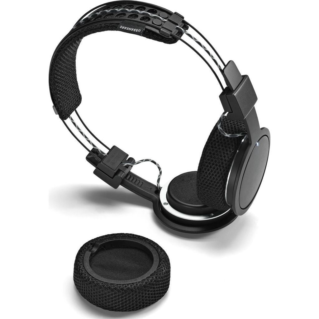 UrbanEars Hellas Active Bluetooth Headphones | Black Belt