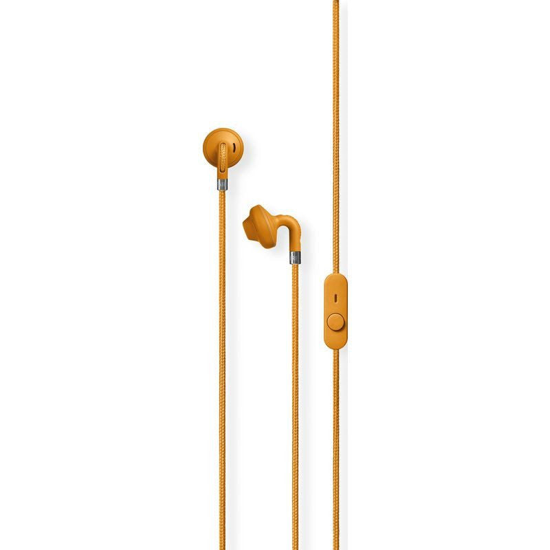 UrbanEars Sumpan Earbud Headphones | Bonfire Orange