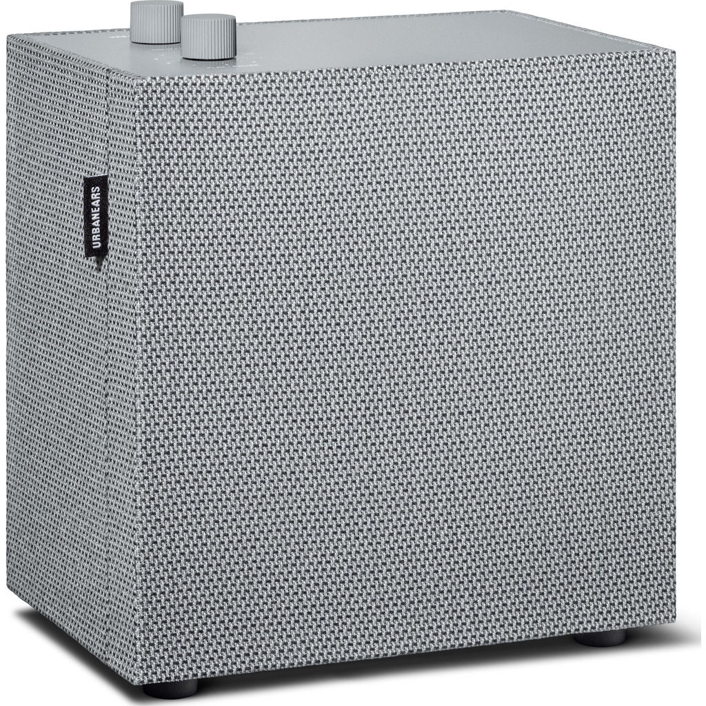 UrbanEars Lotsen Multiroom Bluetooth Speaker | Concrete Grey 04092286/Z0U7