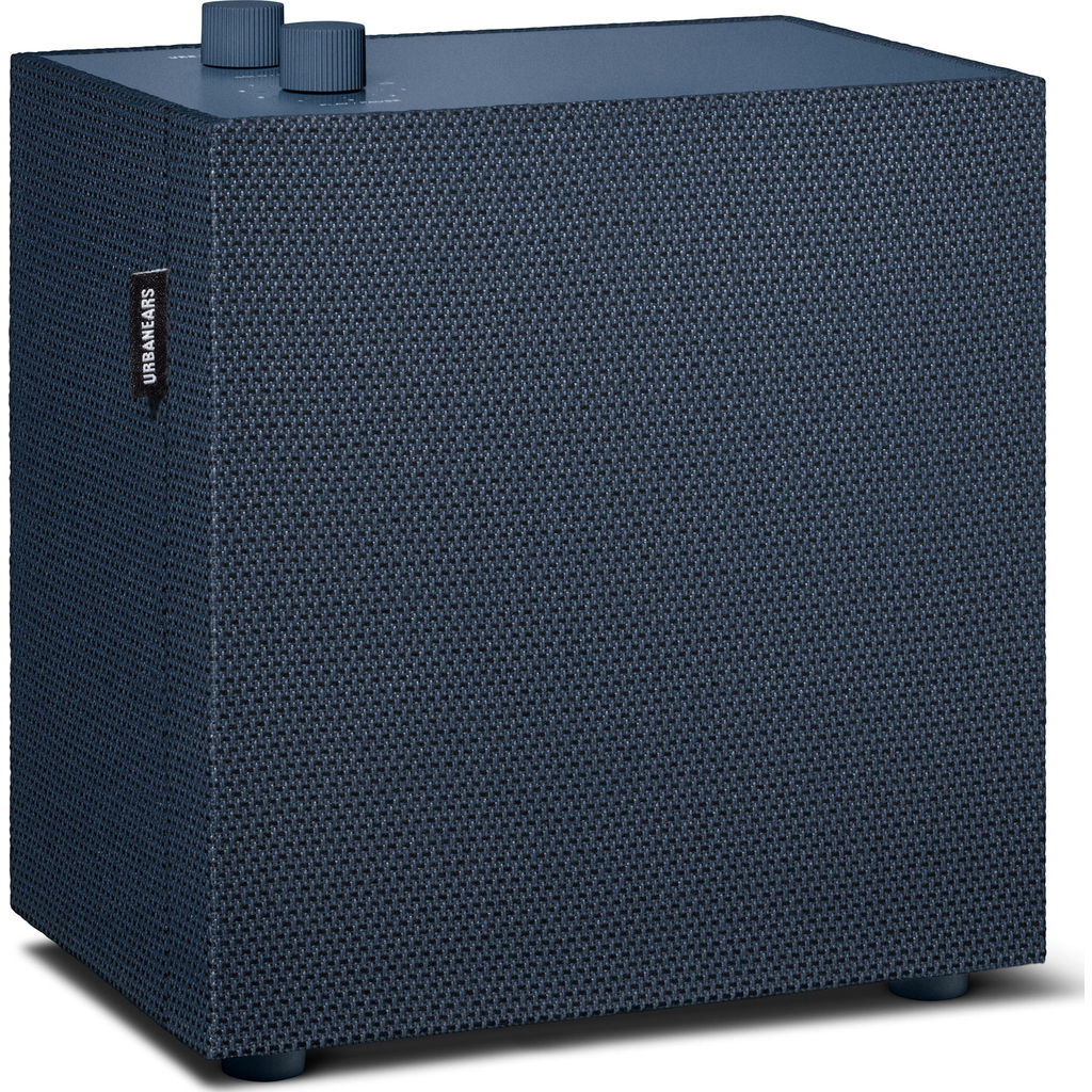 UrbanEars Lotsen Multiroom Bluetooth Speaker | Indigo Blue 4092285