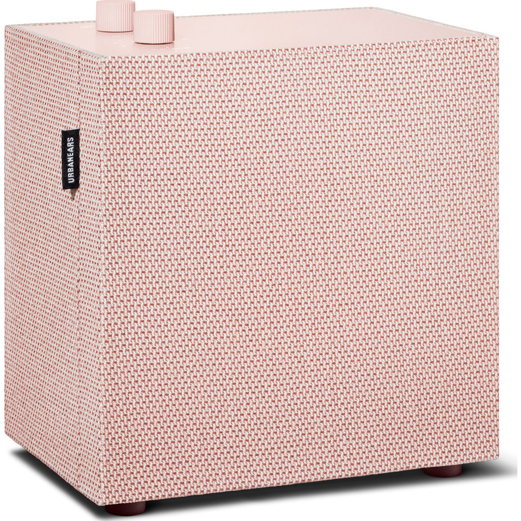 UrbanEars Lotsen Multiroom Bluetooth Speaker | Dirty Pink 4092291