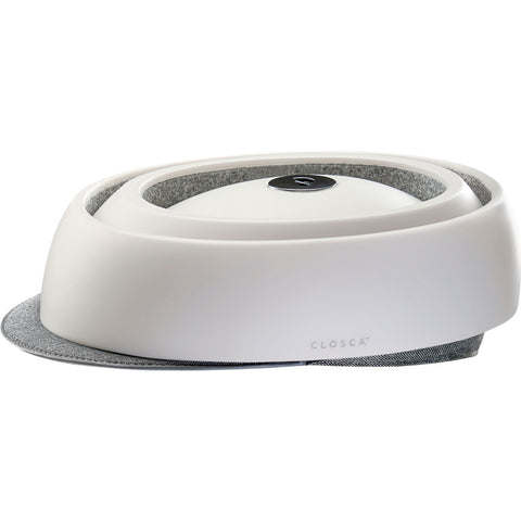 Closca Helmet w/ Grey Visor | White Small- CFWS