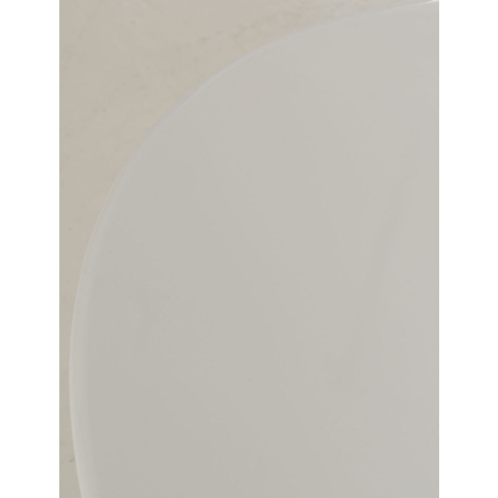 Resource Decor Olivia Coffee Table | White Lacquer