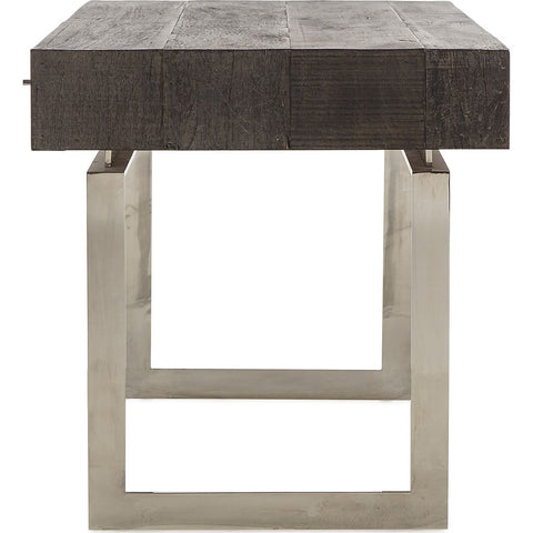 Resource Decor Latham Desk | Peroba/Shargreen/Steel