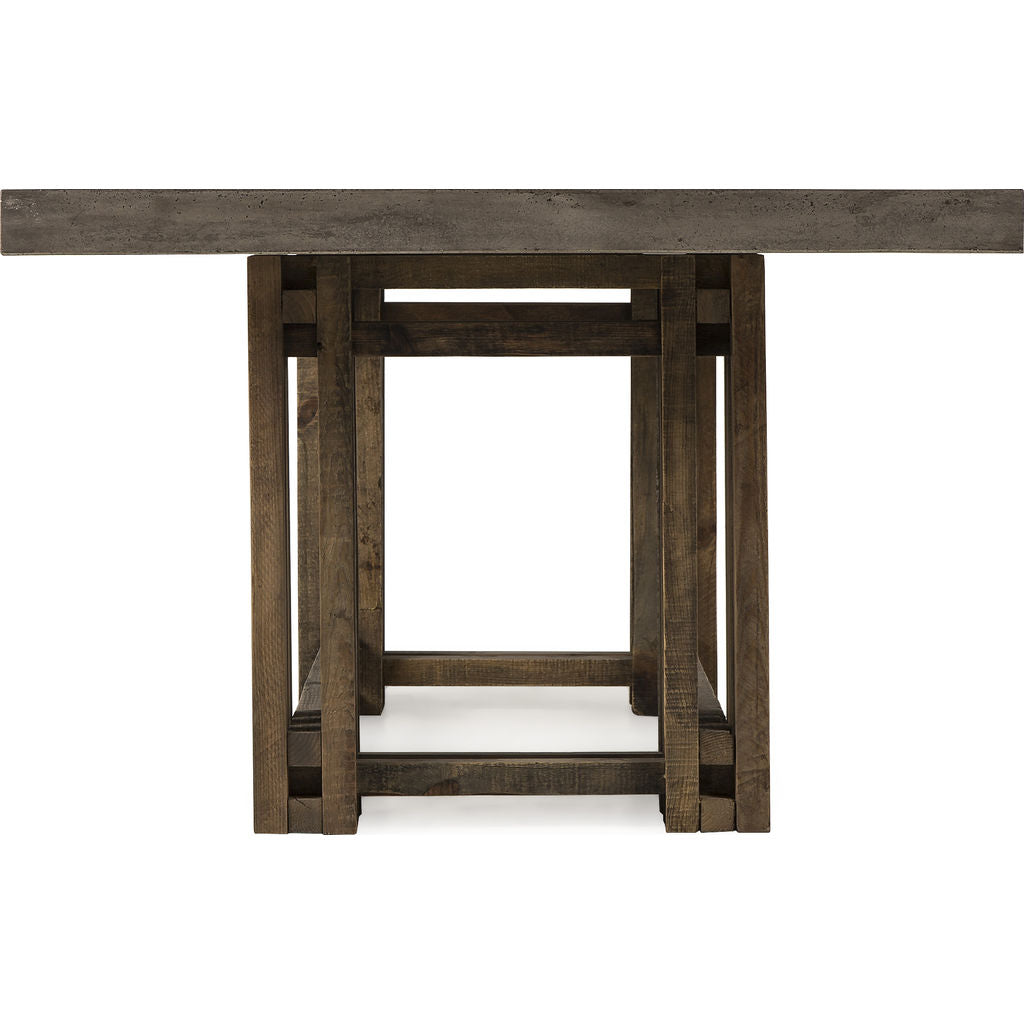 Resource Decor Conrad Dining Table | Pine/Concrete