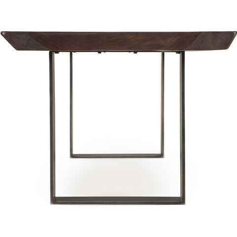 "Resource Decor Live Edge 96"" Dining Table 