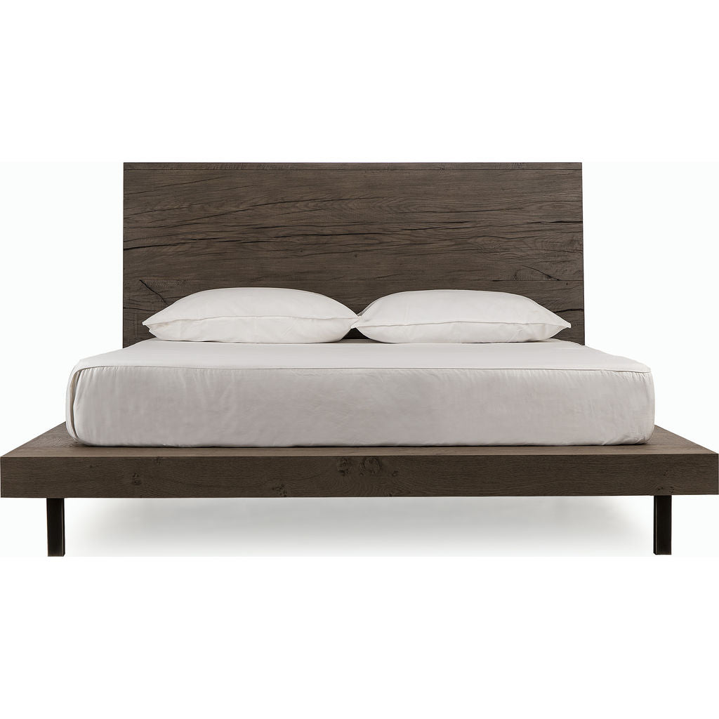 Resource Decor Matilda King Sized Bed | Oak