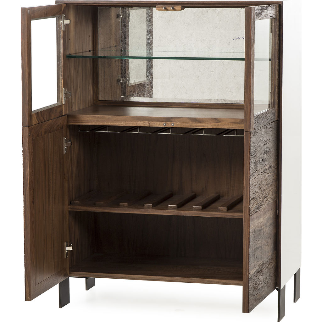 Resource Decor Cardosa Bar Cabinet | Peroba