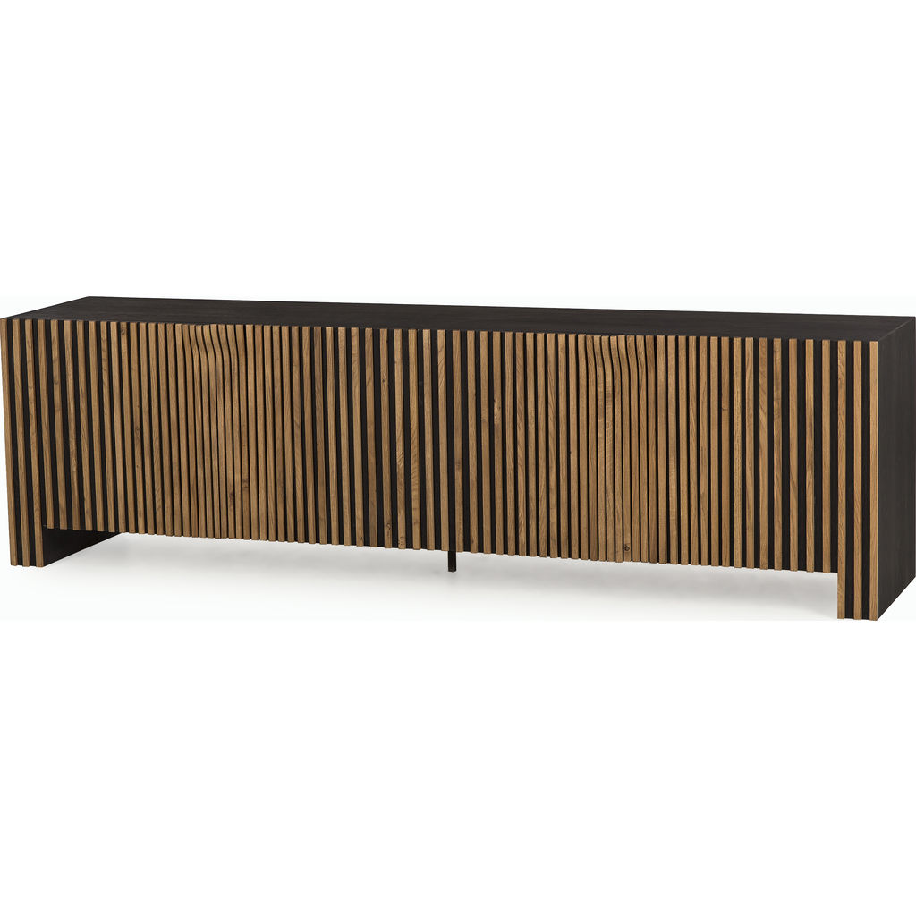 Resource Decor Angelica Media Console Table - 4 Door