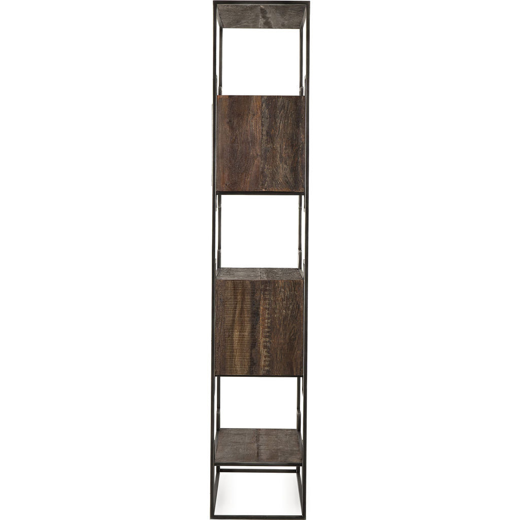Resource Decor Juana Bookcase | Peroba