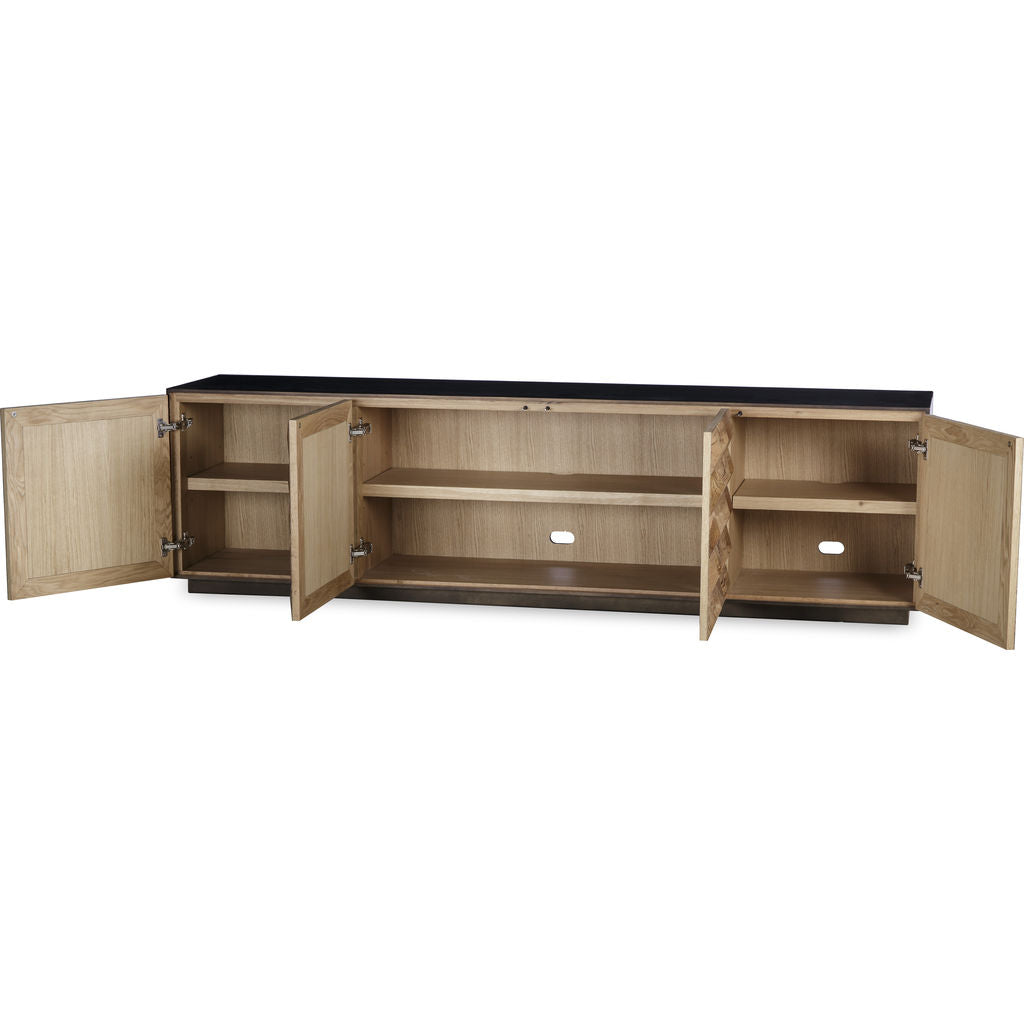Resource Decor Frank Credenza | French Oak