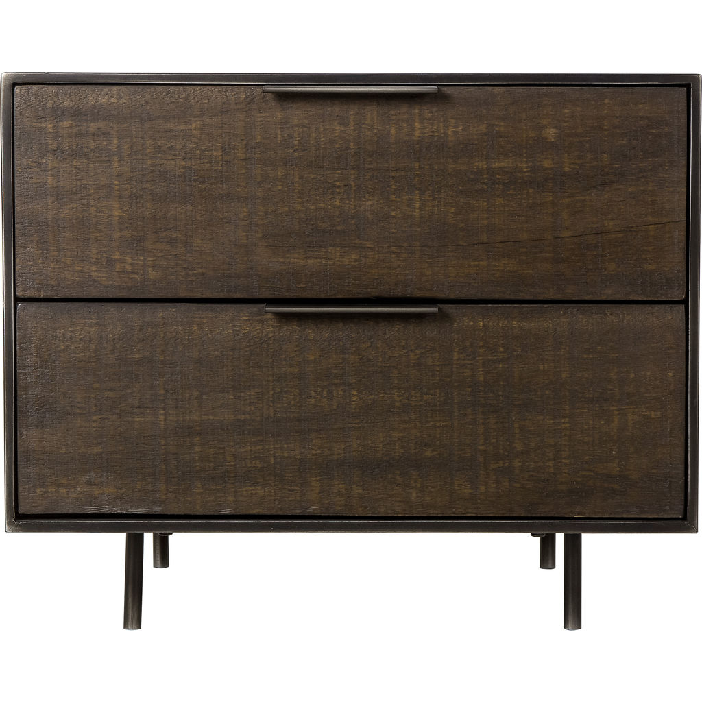 Resource Decor Tribeca Nightstand | Walnut