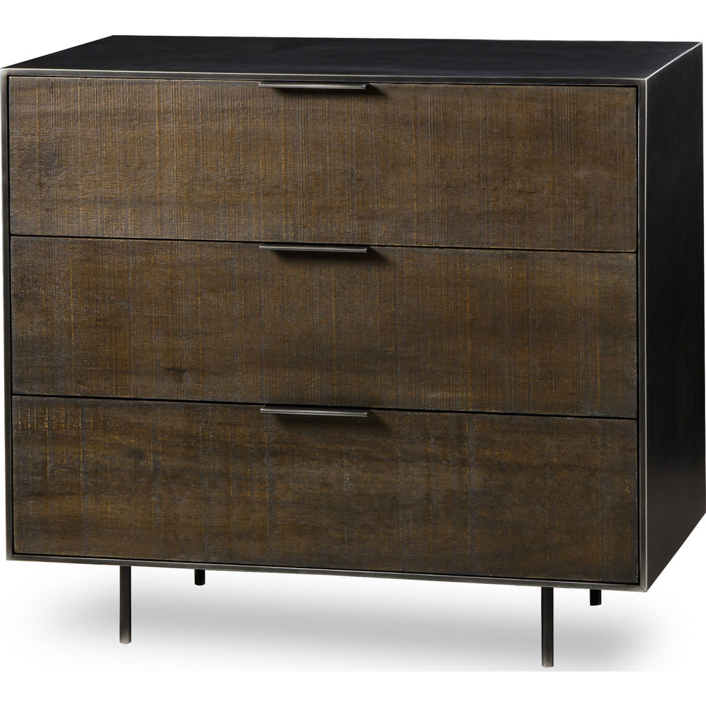 Resource Decor Tribeca Chest | Walnut