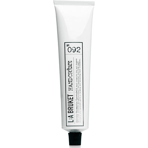 L:A Bruket No 092 Hand Cream | Sage/Rosemary/Lavender 70ml 10224