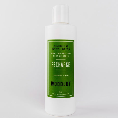 Woodlot  Body Lotion | Recharge