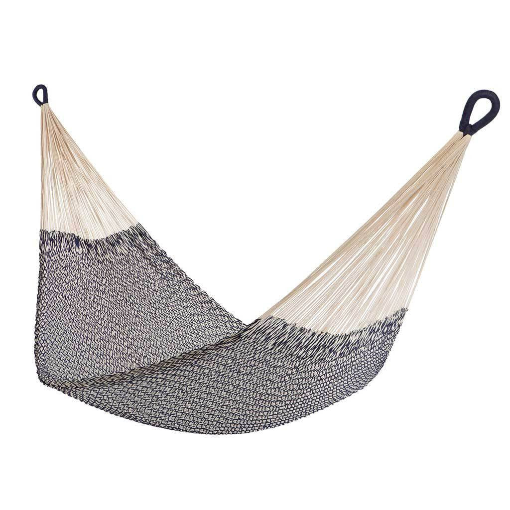 Yellow Leaf Cotton Rope Hammock | Montauk YL-CR-MK