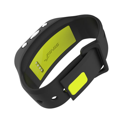 Finis Swimsense Live Bluetooth Swim Tracker | Black