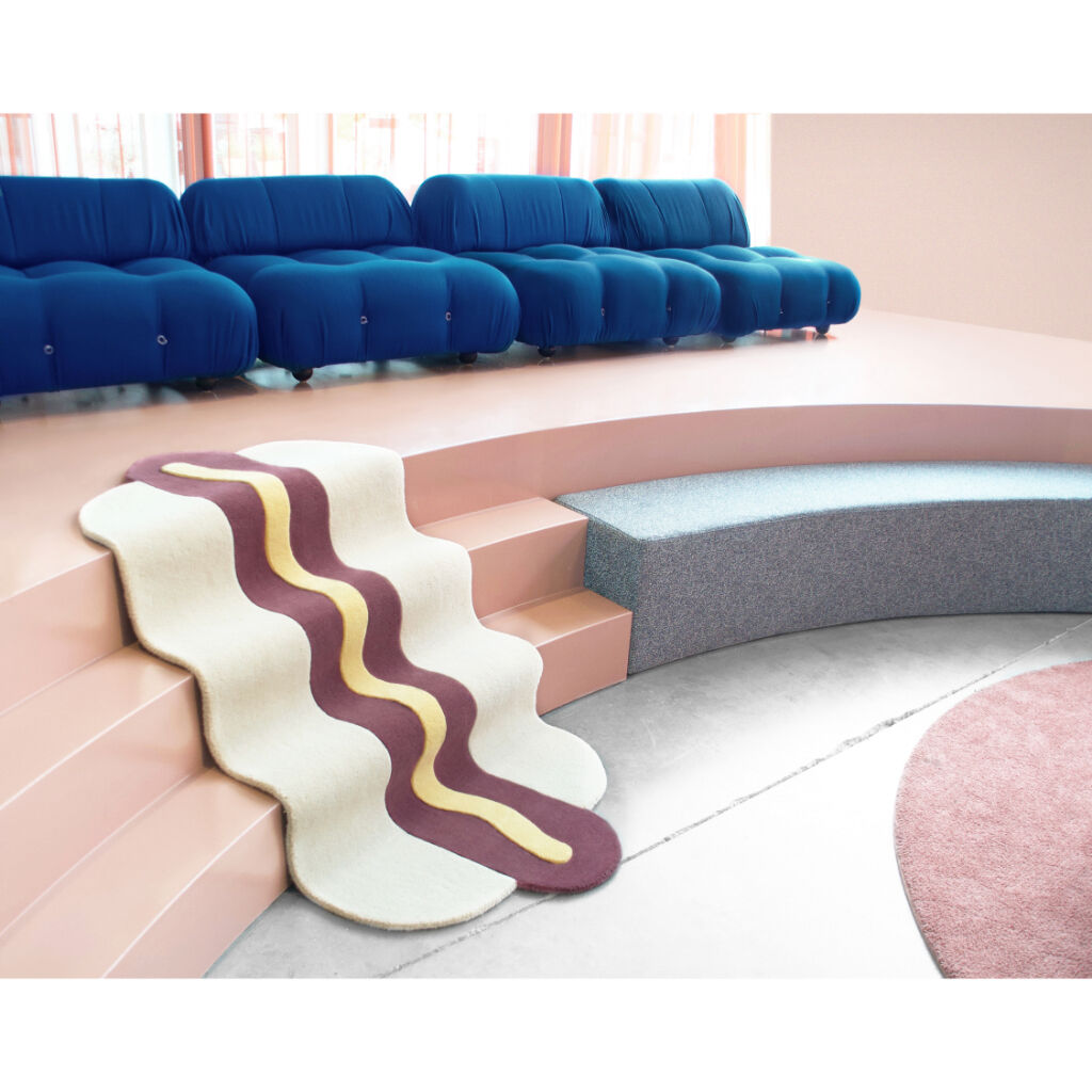 Statement Rugs - Hot Dog Rug