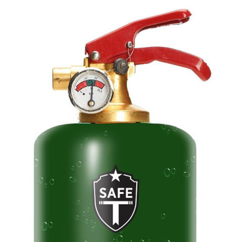 Safe-T Designer Fire Extinguisher | Liquid - Beer