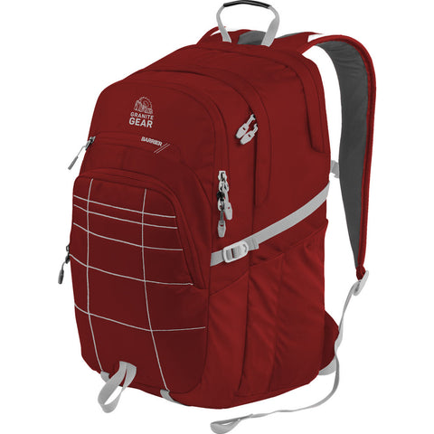 Granite Gear Buffalo 32L Backpack | Harvest Red/Chromium 1000001_2008