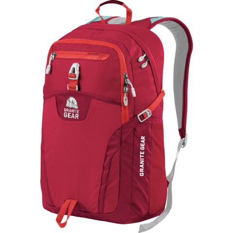Granite Gear Voyageurs 29.5L Backpack | Red Rock/Harvest Red/Ember Orange 1000010_2005