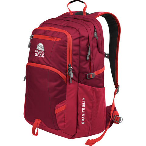 Granite Gear Sawtooth 32L Backpack | Harvest Red/Red Rock/Ember Orange 1000013_2008