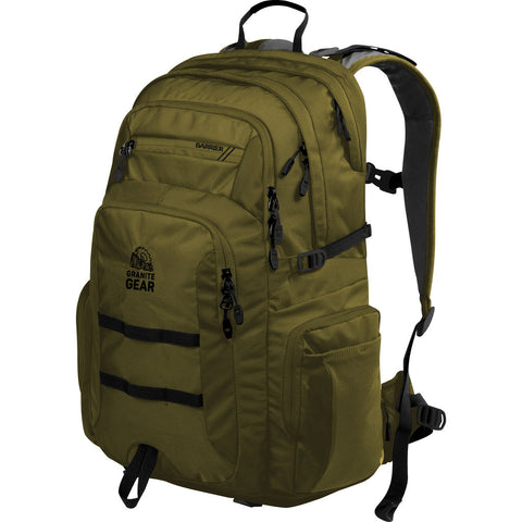 Granite Gear Superior 32L Backpack | Highland Peat/Black 1000015_4014