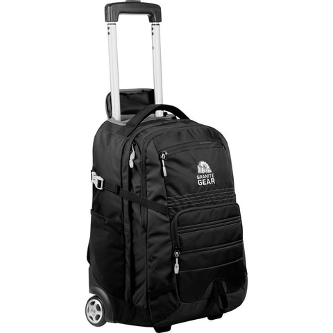 Granite Gear Haulsted 33L Wheeled Backpack | Black 1000033_0001