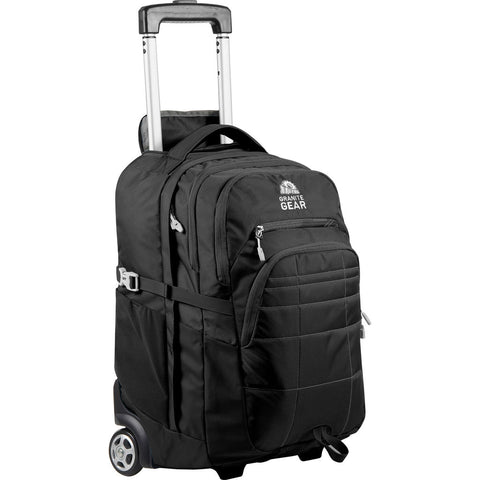 Granite Gear Trailster 39.5L Wheeled Backpack | Black 1000034_0001