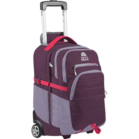 Granite Gear Trailster 39.5L Wheeled Backpack | Gooseberry/Lilac/Watermelon 1000034_6005