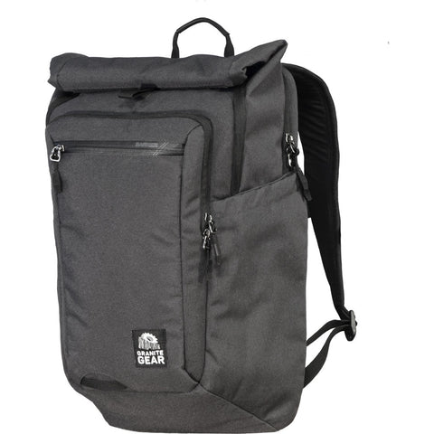 Granite Gear Cadence 26L Backpack | Deep Grey/Black 1000059_0009